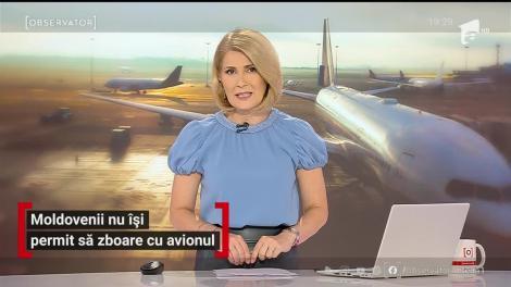 Au vrut avion, dar acum îl evită. Cursele aeriene de la Iaşi la Constanţa sunt evitate de către călători pentru că preţurile sunt prea mari comparativ cu trenul sau maşina