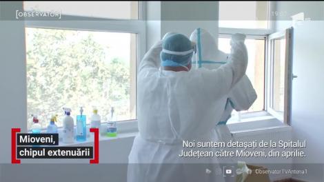 Spitalul orăşenesc din Mioveni nu mai are secţia ATI