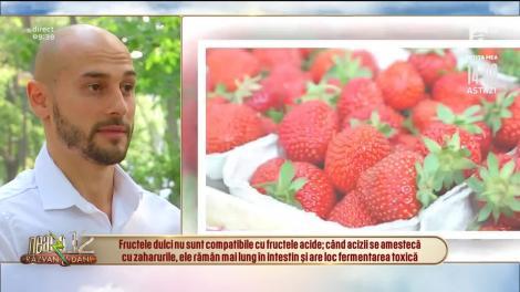 Cum combinăm corect fructele