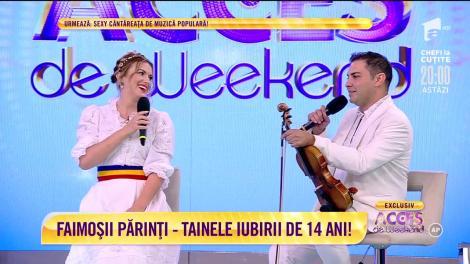 Lavinia Goste şi Marius Zorilă, confesiuni de familie! Au o casă de lux, un dressing de infarct şi două fiice care seamănă ca două picături de apă