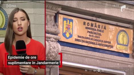 Șeful Jandarmeriei Române și-a pontat sute de ore de muncă în plus pe timp de pandemie