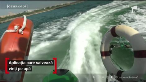 Aplicația care salvează vieți pe apă