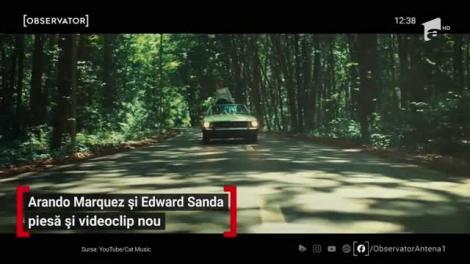 """Rosse Stan, rol principal în videoclipul piesei """"În Tandem"""", o colaborare între Edward Sanda și Arando Marquez"""