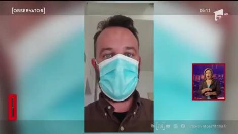 Pacienții infectați cu COVID-19, tratați în spitale fantomă