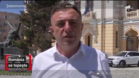 România se topește! Temperaturile depăşesc 35 de grade
