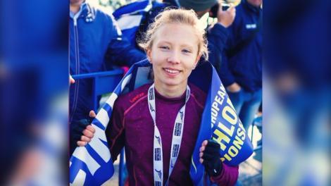 Copiii de 10 ai României. Alice Perjoiu se antreneaza zilnic pentru Triatlon
