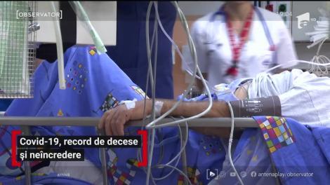 În zece zile România a adunat peste 10.000 de infectări şi sare din record în record. 39 de oameni au fost răpuşi de virus