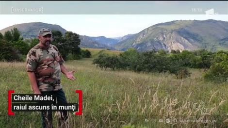 Cheile Madei, raiul ascuns în munți
