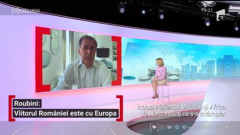 Viitorul României este cu Europa