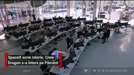 SpaceX scrie istorie. Elon Musk se pregăteşte să trimită pe orbită turişti