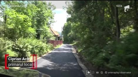 Ţinutul Pădurenilor revine încet încet la viaţă, datorită unui drum