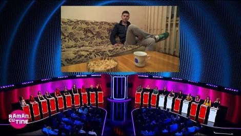 Sorin a fost prea direct și a sfârșit singur: Asta este canapeaua mea, unde te invit și pe tine!