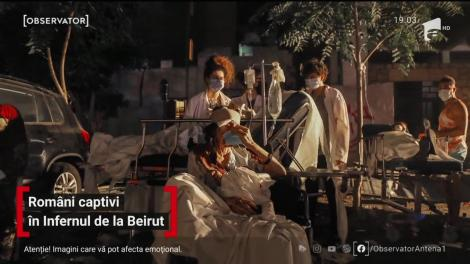Peste o sută de morţi, bilanţul crunt al exploziei din Beirut