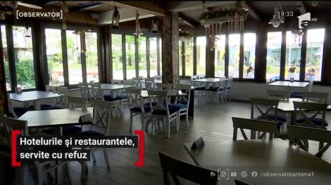 Industria ospitalităţii în România, aproape de colaps