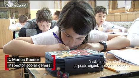 Eroare la semaforul şcolii încă din prima zi. Preşedintele Iohannis își cere scuze pentru calculele greşite