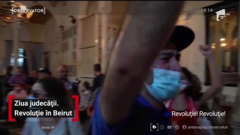 Beirutul, la un pas de revoluţie