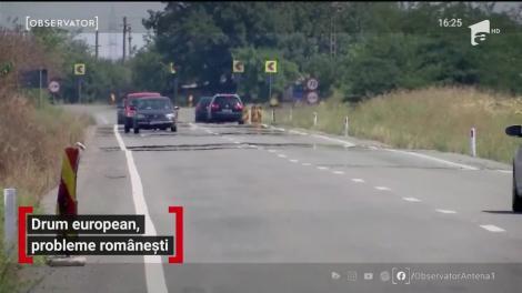 Drum european, probleme românești