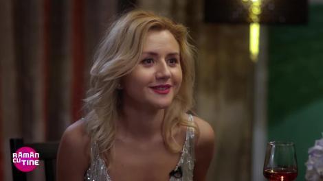 Sergiu și Dina, întâlnire romantică în casa Rămân cu Tine: Peste șase luni o să ne uităm la același televizor!