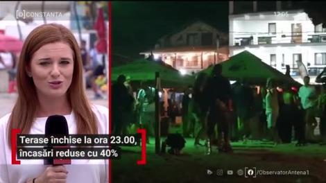 """Mihai Eminescu a trimis turiștii acasă, la ora """"potrivită""""! Cluburile și restaurantele de pe litoral au găsit soluția perfectă pentru a respecta închiderea la ora 23:00"""