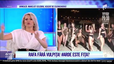 """Rafaelo, piesă nouă fără Vulpița. Poliția în acțiune la filmările clipului """"Arde""""!"""