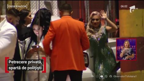 Nuntă spartă de jandarmi în Bucureşti.  100 de persoane s-au adunat într-un local din nordul Capitalei