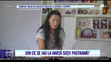 Dezvăluiri din casa soților Pastramă! Problemele se țin lanț de Brigitte! Scandal cu fiica sa cea mică | Video