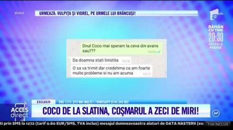 Val de acuzaţii la adresa unui celebru manelist! Coco de la Slatina a ţepuit mai mulți miri!