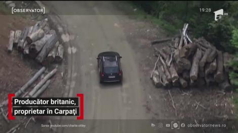 """Producătorul documentarului """"Wild Carpathia"""" de la BBC, proprietar în România: """"Am 6.000 de metri pătrați de paradis!"""""""