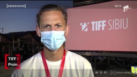 TIFF Sibiu, la a XIV-a ediție! Proiecții de film în aer liber