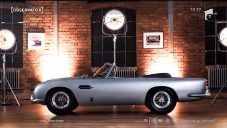 Mașina lui James Bond, varianta pentru copii