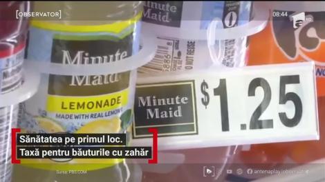 Taxă pentru băuturile cu zahăr, în Polonia