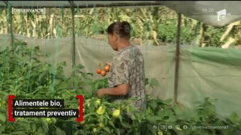 Piaţa produselor bio din România, în creștere