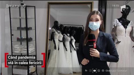 Anularea nunţilor, efect de domino în mai multe industrii