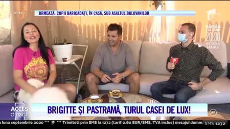 Brigitte și Florin Pastramă au propriul lor reality show. Iată când vor apărea cei doi pe micile ecrane