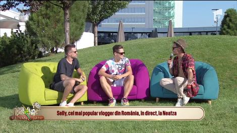 Selly, cel mai popular vlogger din România, în luptă directă cu fake news-ul: Sunt foarte periculoase știrile false! Presa este într-o stare de degradare!