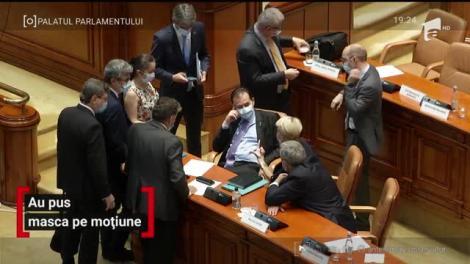 Guvernul Orban rămâne în funcţie