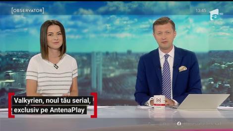 Valkyrien, noul tău serial, exclusiv pe AntenaPlay