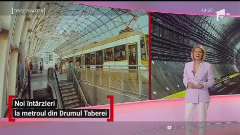 Tramvaiul 41 întârzie metroul din Drumul Taberei