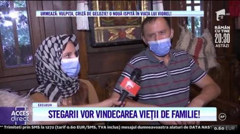Vulpița și Viorel, mărturii secrete în biserică. Cei doi soți vor vindecarea vieții de familie. Veronica, mesaj emoționant pentru fiica ei!