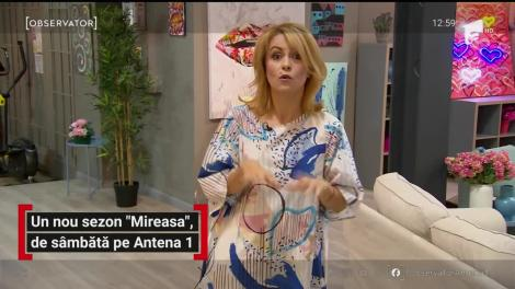 Simona Gherghe, la cârma noului sezon Mireasa