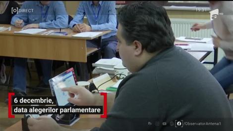 De Moş Nicolae, primim cadou alegeri parlamentare