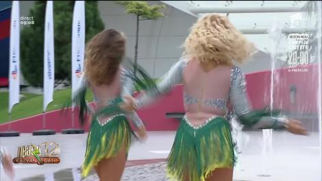 Bărbați, lăsați tot ce faceți! Fetele de la Vogue dansează senzațional la Neatza cu Răzvan și Dani
