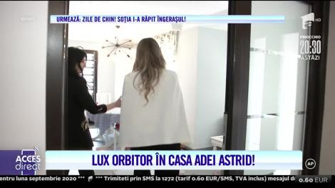 Lux orbitor în casa Adei Astrid! Creatoarea de modă duce o viaţă de lux ca la Hollywood alături de logodnicul său și fiul lor!
