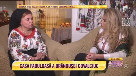 """Brânduşa Covalciuc, mărturisiri cutremurătoare la doi ani de când și-a pierdut soțul: """"Era frumos ca un brad! Am fost nedespărțiți până s-a stins"""""""