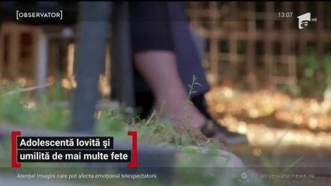 Adolescentă de 13 ani din Târgu Jiu, umilită și bătută cu sălbăticie de alte patru fete