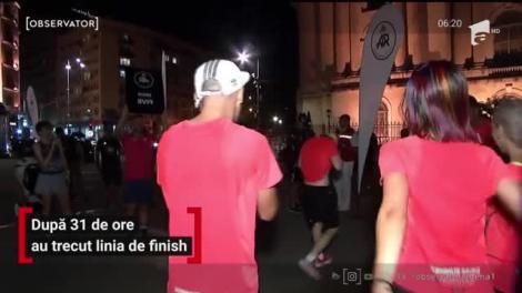 După 31 de ore, participanţii celei de-a șasea ediții a cursei The Speed Project au ajuns la linia de finish
