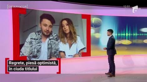 """La povești cu Ami şi Florian Rus. Artiștii au lansat o piesă optimistă numită """"Regrete"""""""