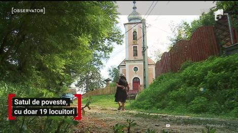 Vaidacuta, satul de poveste din Mureş, cu doar 19 locuitori