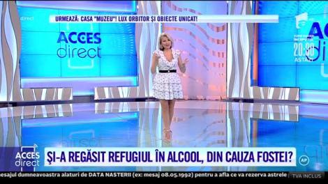 Alin Oprea, despre acuzațiile precum că a avut probleme cu alcoolul: Nu eram un bețiv! Beam la câteva luni