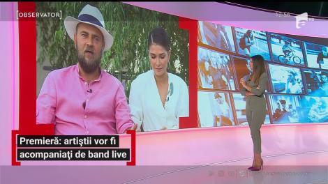"""Alina Puşcaş şi Cosmin Seleşi, detalii din culisele show-ului fenomen """"Te cunosc de undeva!"""". Artiștii vor fi acompaniați de band live. Show-ul va fi difuzat în fiecare sâmbătă, de la 20:00, la Antena 1"""